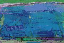 Ferne, Wandbilder, Galerie hamburg, Moderne kunst