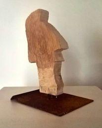Skulptur, Braunschweig, Holz, Plastiken