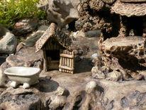 Aufbau, Insel, Steinzeugton, Kunsthandwerk