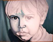 Mann, Portrait, Menschen, Malerei