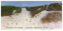 Sand, Ferien, Stille, Strand