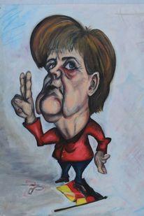 Alt, Merkel, Schwur, Politisches verbiegen