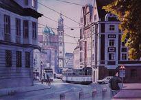 Rathaus, Lech, Diesel, Geschichte