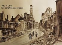 Afd, Ruine, Hunger, Augsburg
