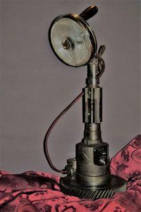 Brenz, Kunst aus schrott, Metallkunst, Sontheim im stubental