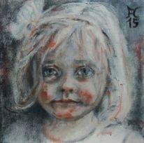 Kind, Malerei, 2015