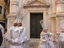 Venedig, Kostüm, Karneval, Karneval in venedig
