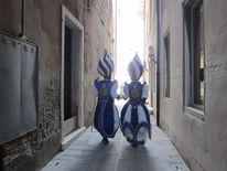 Morgenland, Venedig, Gasse, Kostüm