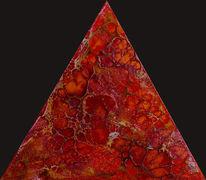 Schellack, Wachs, Enkaustik, Pyramide