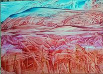 Outback, Malerei,