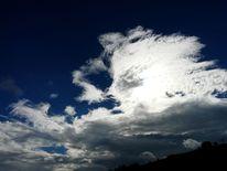 Wind, Himmel, Windsbraut, Wolken