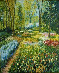 Licht, Frühling, Blumen, Stimmung
