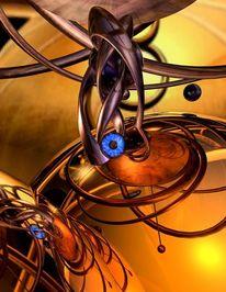 Fantasie, Sammler moderne kunst, Digital, Digitale kunst