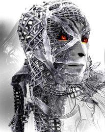 Hipster, Arroganz, Cyborg, Emotion