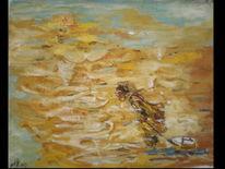 Malerei, 2013, Zeit
