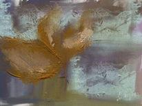 Abstrakt, Eis, Malerei