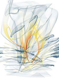 Blumentanz, Digitale kunst