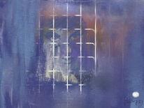 Digitale kunst, Digitale malerei, Gefangen