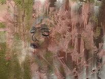 Luft, Atmen, Digitale kunst,