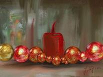 Adventszeit, Malerei,