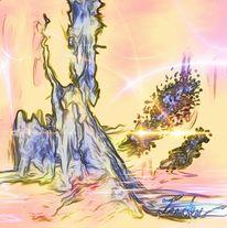 Farben, Serie, Digitale kunst,