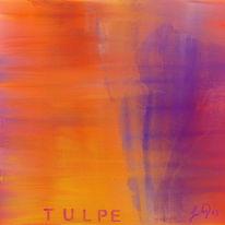 Serie, Tulpen, Digitale kunst,
