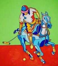 Sport, Polo, Pferde, Indien