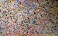 Schleife, Dachgarten, Malerei