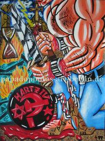 Sklaverei, Blut, Revolution, Killuminati