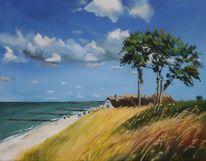 Ostsee, Malerei
