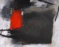 Weiß, Struktur, Rot schwarz, Braun