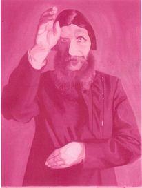 Segensgestus, Skurril, Fortsetzung, Rasputin