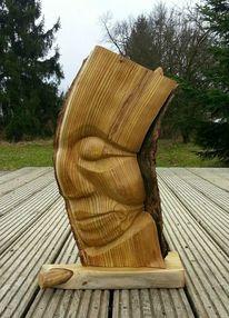 Skulptur, Essigbaum, Februus, Plastik
