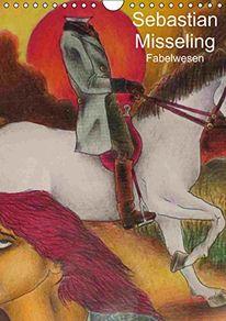 Ausstellung, Fabelwesen zeichnungen, Kunstkalender, Zeichnung