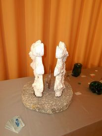 Skulptur, Fusing, Glas, Kunsthandwerk