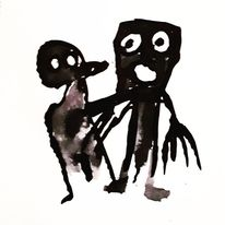 Artbrut, Outsider art, Psychiatrie, Malerei