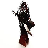 Artbrut, Outsider art, Psychiatrie, Plastik