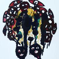 Tabu, Outsider art, Irre, Malerei