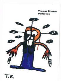 Perfektion, Labyrinth, Festival, Malerei