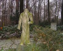 Mantel, Stein, Friedhof, Fotografie