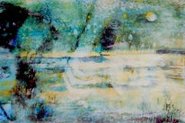 Acrylmalerei, Menschen, Malerei, Träumer