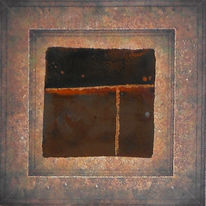 Rost, Patina, Horizont, Collage