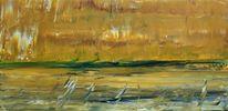 Wind, Abstrakt, Ölmalerei, Segel