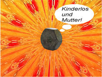 Kinderlos, Traurig, Dasein, Mutter
