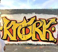 Graffiti, Stadtgestaltung, Freiheit, Malerei