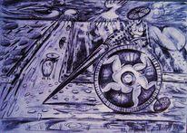 Zeichnungen, Esoterik