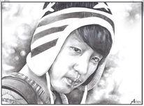 Sungyeol infinite, Zeichnungen, Portrait