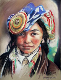 Grazyna federico, Asien, Tradition, Tibet