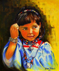 Marokko, Berber, Afrika, Wüste