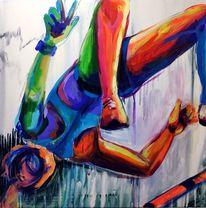 Sprung, Hochsprung, Sport, Springen